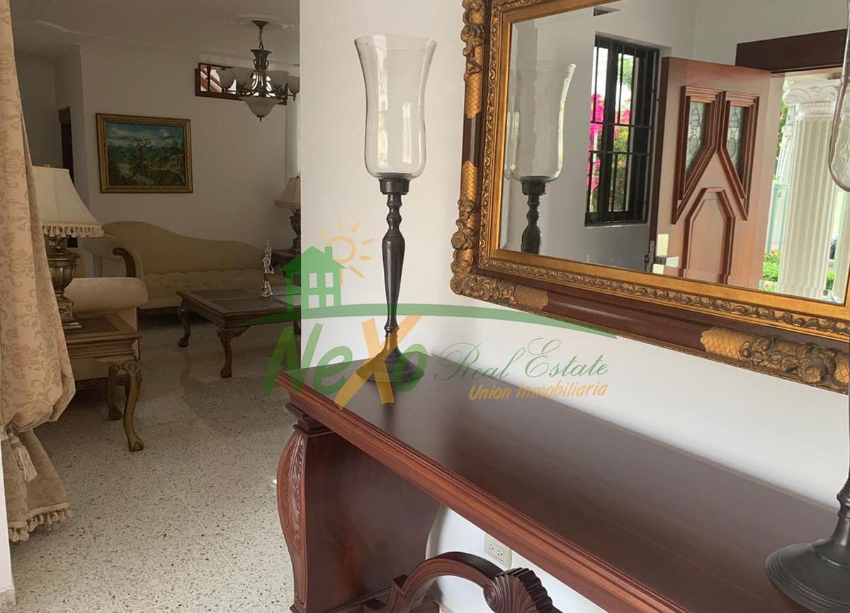 amplia y hermosa casa en venta en santiago (eac-228)