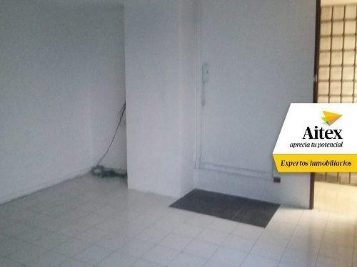 amplia y luminosa oficina en renta colonia roma