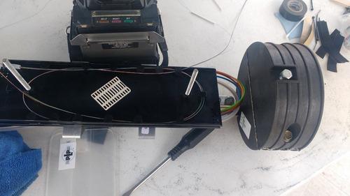 ampliación y construcción y de redes de fibra óptica sm y mm