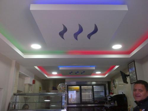 ampliaciones drywall remodelaciones integrales pared techo