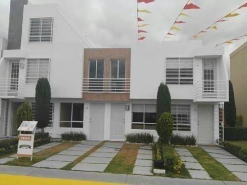 amplias casas de 4 recamaras en tecamac