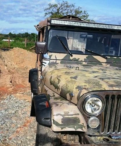 amplicaciones de guardabarro bompers jeep rubicon cj5 cj7