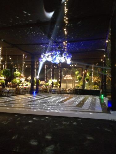 amplificacion matrimonios e iluminacion profesional