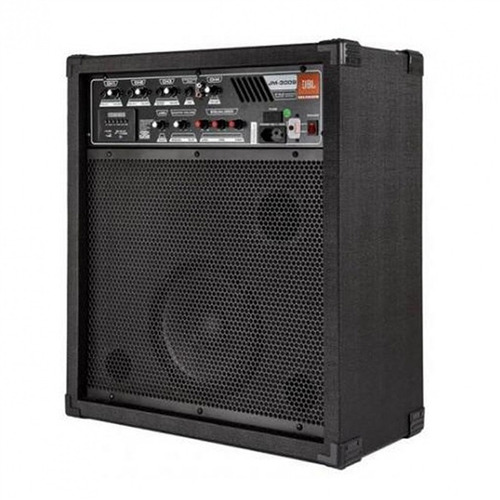 amplificada jbl caixa