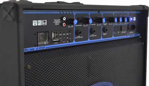amplificada oneal caixa