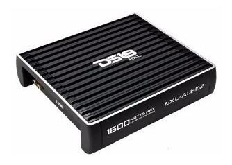 amplificador 2 canales de 1.600 watts ds18 exl-a1.6k2 tienda