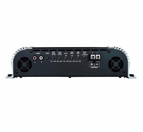 amplificador 2500w stetsom
