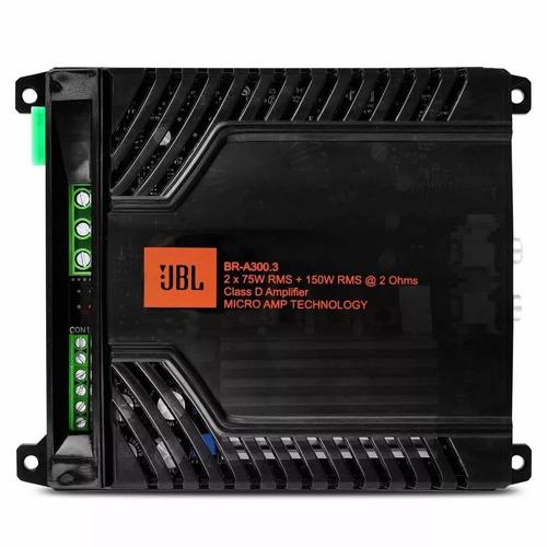amplificador 300w jbl