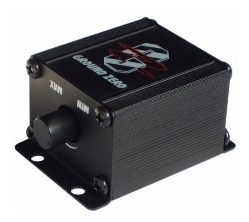 amplificador 4 canais ground zero gzha 4200xii