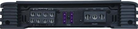 amplificador 4 canais ground zero gzta 4125x-b