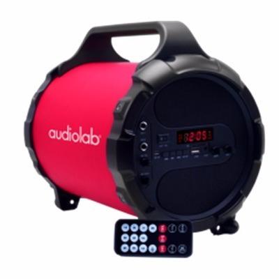 amplificador 40w bazuca karaoke fm bluetooth mp3 sd audiolab