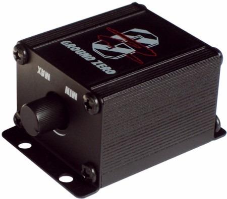 amplificador 5 canais ground zero gzta 5120x-b