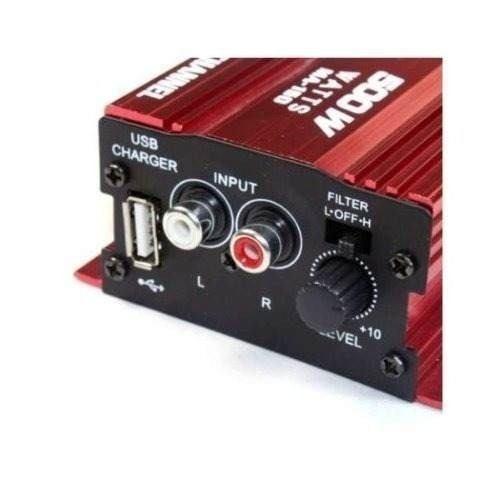 amplificador 500w modulo