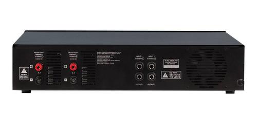 amplificador 600w slim 5000 la - frahm