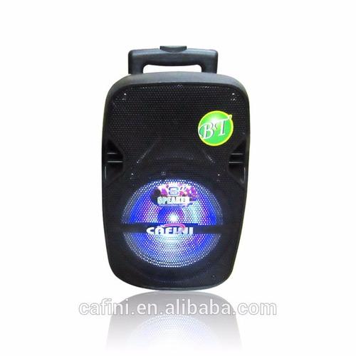 amplificador+70w+bt+usb asa+ruedas+luces pago+en+fisico