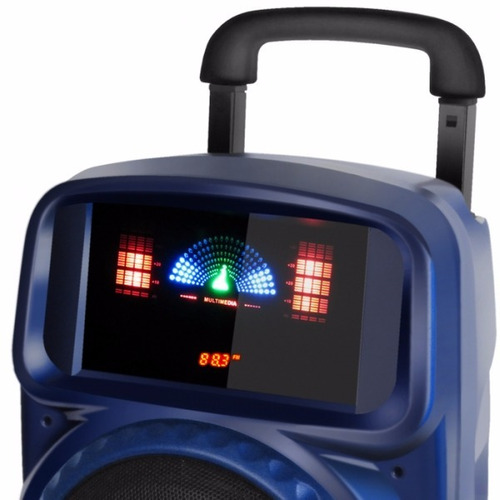 amplificador 90w+bt+usb ruedas+asa+radio pago+en+fisico