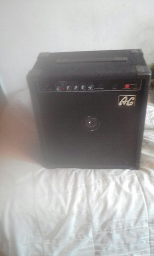 amplificador a. gracia  20 w con dist