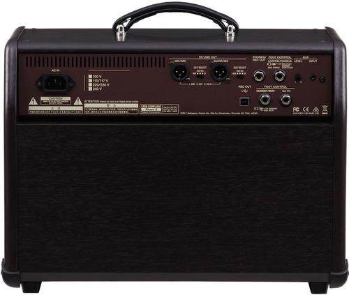 amplificador acústico boss acs-pro acoustic singer pro