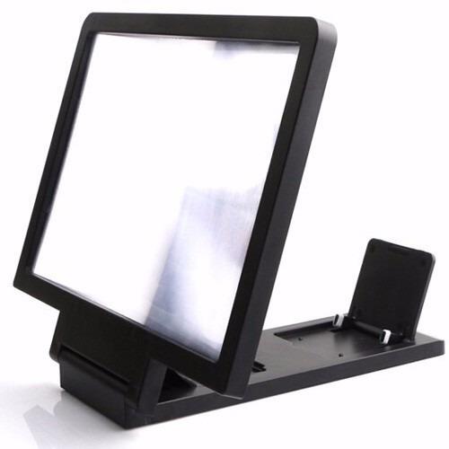 amplificador, agrandador de pantalla para móviles
