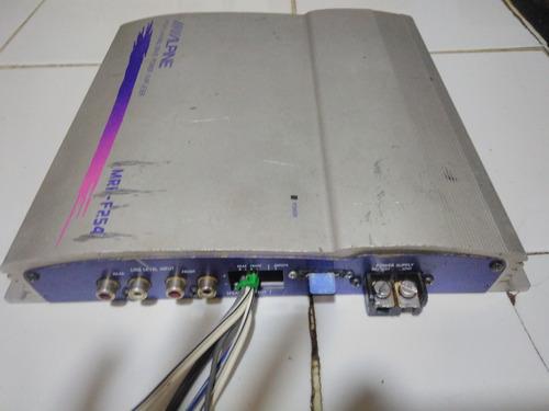 amplificador alpine f-254