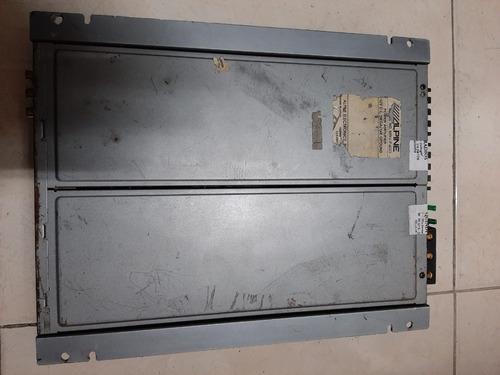 amplificador alpine mrv-f400 usado en perfecto estado