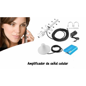 Amplificador Antena Celular 2g 3g 4g Gsm 850mhz En Stock
