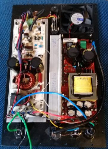 amplificador ativar caixa power box 2000w inbox 2 ohms