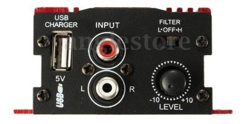 amplificador audio amplif