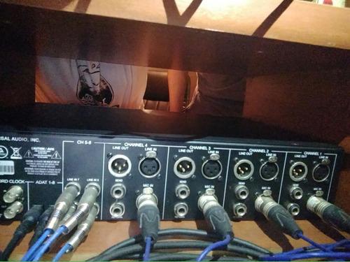 amplificador audio pré