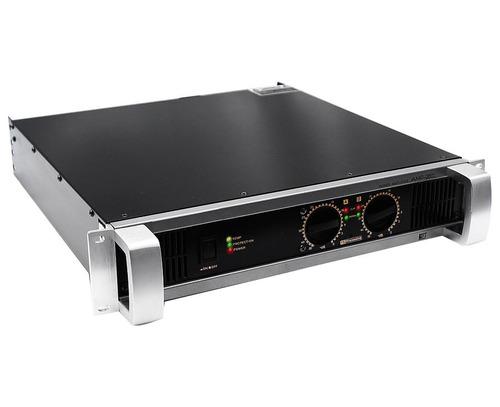 amplificador audio profesional
