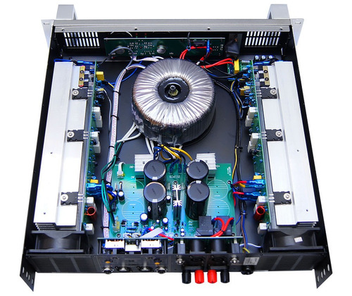 amplificador audio profesional yamaha