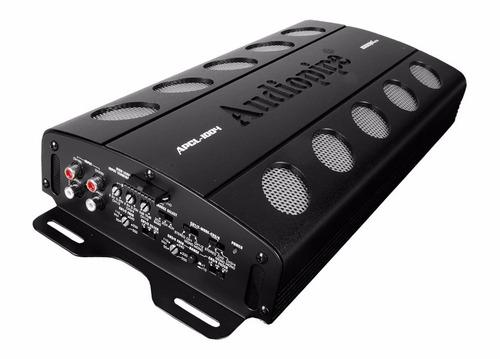 amplificador audiopipe apcl-1004 -1000 watt 4 canales nuevo!