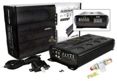 amplificador audiopipe apmi-1300 monofonica digital 1000w