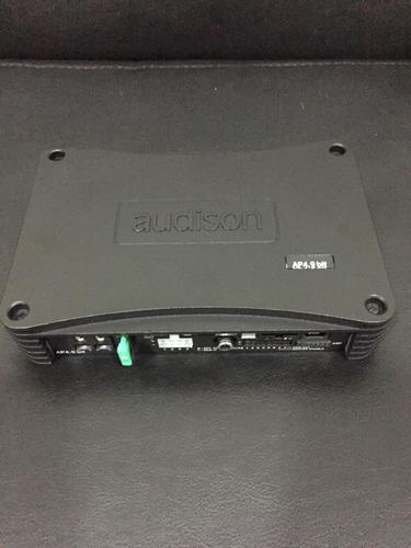 amplificador audison prima ap4.9 bit 4 canais c/processador