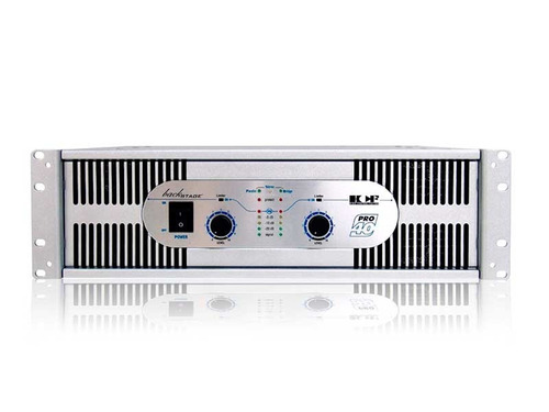 amplificador back-stage de potencia 4000w, pro-40