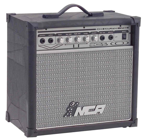 amplificador baixo 30w