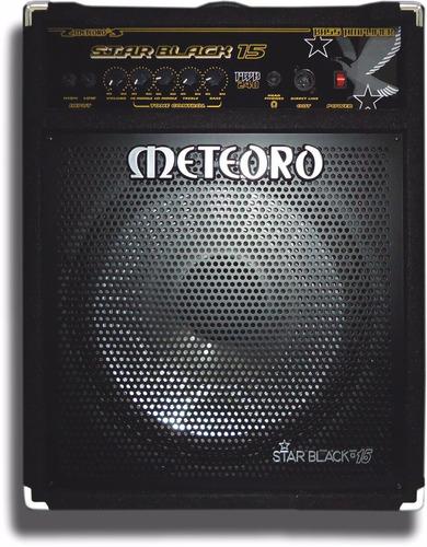 amplificador baixo meteoro