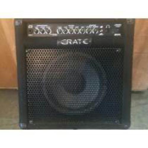 amplificador bajo crate 50 watts