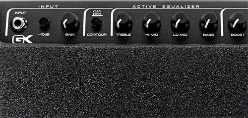 amplificador bajo gallien krueger mb115ii de 200w profesiona