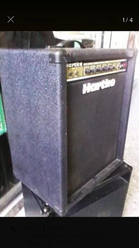 amplificador bajo hartke b 120w korea envio gtia vta sin int