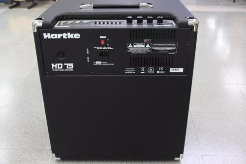 amplificador bajo hartke hd75 envio gratis