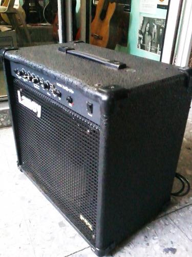 amplificador bajo laney hcm60 ingles 60w gtia envio gratis!
