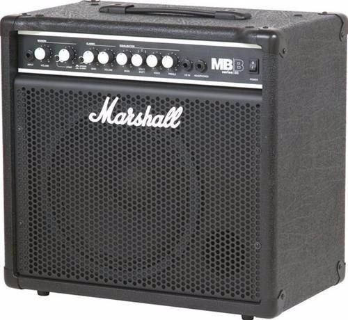 amplificador bajo marshall