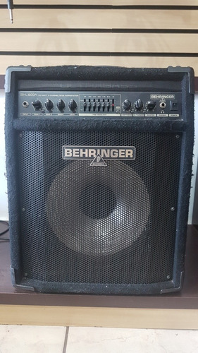 amplificador behringer bxl1800a
