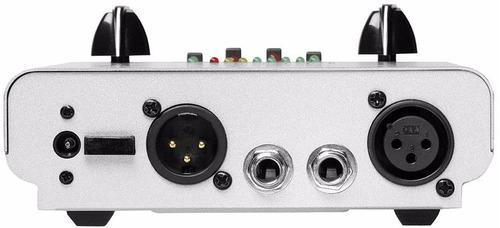 amplificador behringer pré