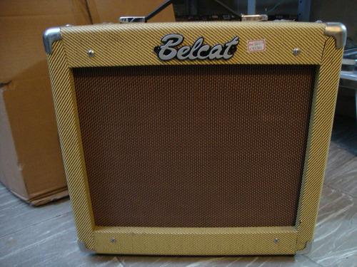 amplificador belcat v35rg de guitarra acustica y voces