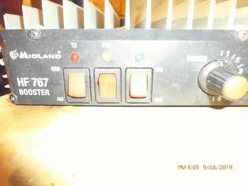 amplificador bilineal para radio 11 metros
