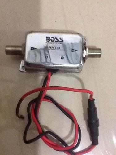 amplificador bipolo tv antena antv para reproductor de carro