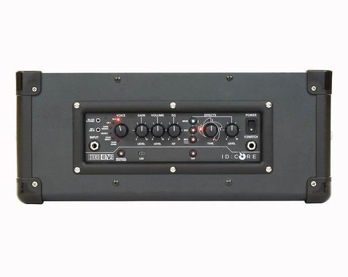amplificador blackstar 40 watts guitarra efectos usb mp3 nue