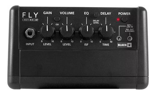 amplificador blackstar fly 3 mini para guitarra 3w original